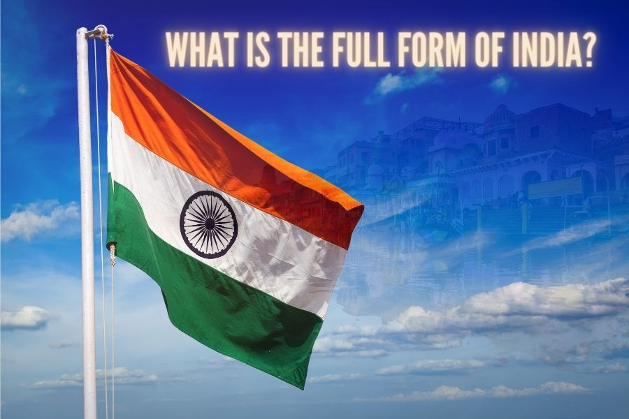 what is the full form of India
